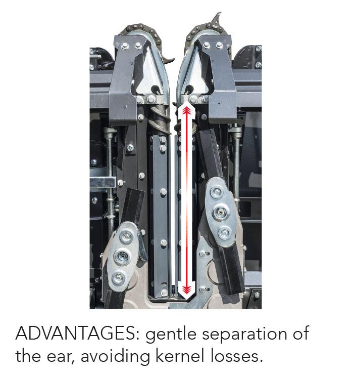 Olimac-Drago-GT-longer-stalk-rollers
